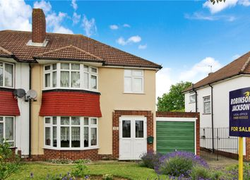 Thumbnail 3 bedroom semi-detached house for sale in Blenheim Road, Orpington, Kent