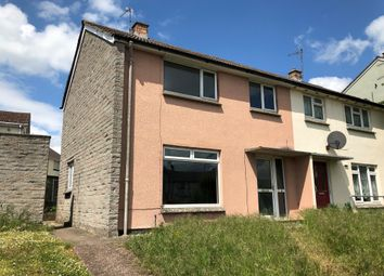 Thumbnail End terrace house for sale in Dorset Close, Frome