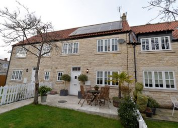 Thumbnail 2 bed terraced house for sale in Pottergate Mews, Helmsley, York