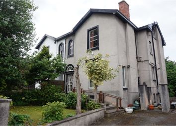 Thumbnail 5 bed semi-detached house for sale in Brook Avenue, Altrincham