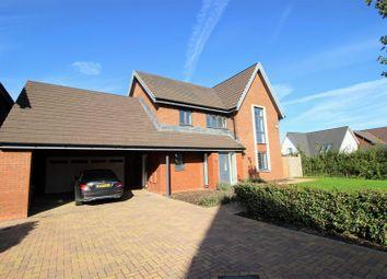 Thumbnail Detached house for sale in Rackham Close, Tadpole Garden Village, Swindon