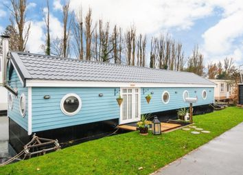 Thumbnail 1 bed houseboat for sale in Chichester Marina, Birdham, Chichester