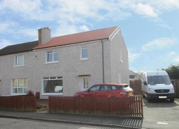 Thumbnail 4 bed semi-detached house for sale in King Street, Fallin, Stirling, Stirlingshire