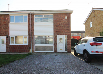 Thumbnail 2 bed semi-detached house for sale in Locking Drive, Armthorpe, Doncaster