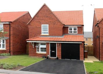 Thumbnail 3 bed detached house for sale in Hogan Close, Molescroft, Beverley