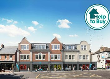 Thumbnail 1 bed flat for sale in Commercial Road, Lower Parkstone, Poole