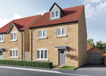 "Thumbnail 5 bed detached house for sale in ""The Ripley"" at Isemill Road, Burton Latimer, Kettering"