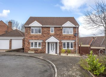 Thumbnail 4 bed detached house for sale in Toftdale Green, Lyppard Bourne, Worcester