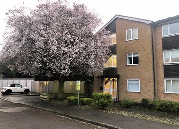 Thumbnail 1 bed flat for sale in Stonehill Court, Great Glen, Leicester