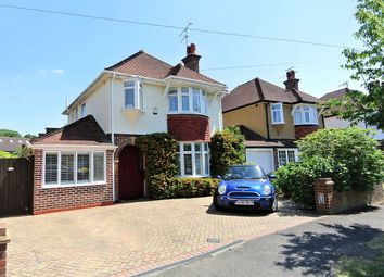 Thumbnail 4 bed detached house for sale in Ford Close, Ashford