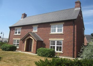 Thumbnail 5 bed detached house for sale in Kingsdown Close, Weston, Crewe