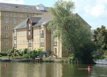 Thumbnail 2 bed flat to rent in Enderbys Wharf, London Road, St. Ives, Huntingdon