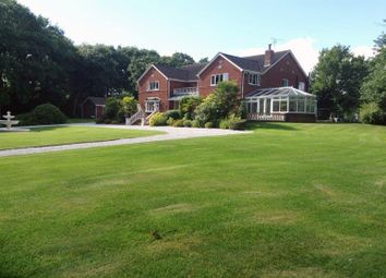 Thumbnail 5 bed detached house for sale in The Slough, Redditch