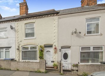 Thumbnail 2 bed terraced house for sale in Queens Road, Hinckley