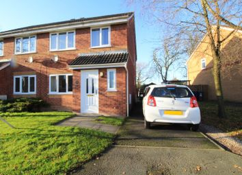 Thumbnail 3 bed semi-detached house for sale in Merlin Grove, Leyland, Lancashire