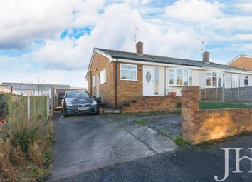Thumbnail 2 bed semi-detached bungalow for sale in Cadnant Drive, Bagillt