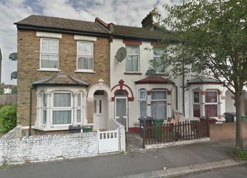 Thumbnail 3 bedroom terraced house for sale in Norman Road, Leytonstone