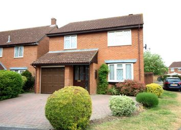 Thumbnail 4 bedroom detached house for sale in Clare Gardens, Egham