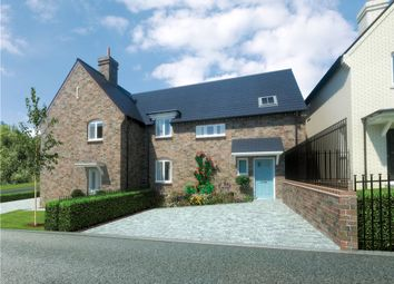 Thumbnail 3 bed semi-detached house for sale in Chequers Place, Lytchett Matravers, Poole