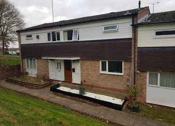 Thumbnail 3 bed terraced house for sale in Cropthorne Close, Woodrow, Redditch