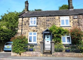 Thumbnail 2 bed semi-detached house for sale in Tudor Cottage, Church Road, Brown Edge, Staffordshire