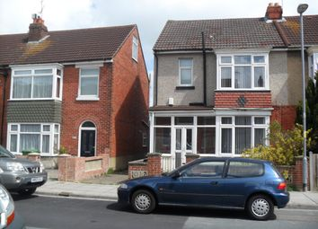 Thumbnail 3 bedroom end terrace house to rent in Lichfield Road, Portsmouth