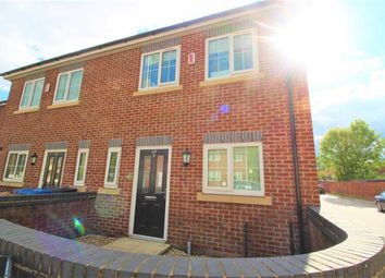 Thumbnail 3 bed town house for sale in Westleigh Lane, Leigh