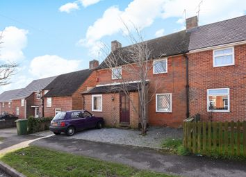 Thumbnail 4 bed semi-detached house for sale in Battery Hill, Winchester