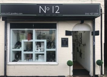 Thumbnail Retail premises for sale in Derby Way, Marple, Stockport