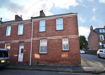 Thumbnail 2 bed end terrace house for sale in Victor Street, Heavitree, Exeter