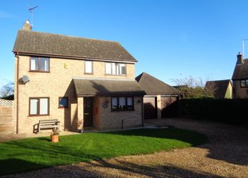Thumbnail 4 bed detached house for sale in Wentworth Drive, Oundle