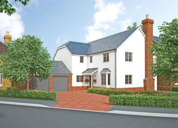Thumbnail 5 bed detached house for sale in School House Mews, High Street, Silsoe, Bedford