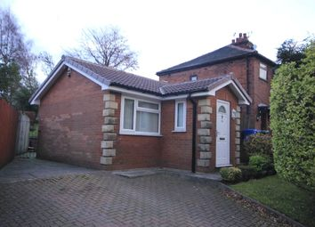 Thumbnail 1 bed detached house to rent in Weston Avenue, Rochdale