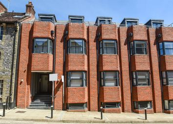 Thumbnail 2 bed flat for sale in St Clement Street, Winchester, Hampshire