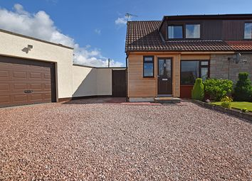 Thumbnail 3 bed semi-detached house for sale in 8 Manor Gardens, Blairgowrie