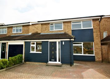 Thumbnail 4 bedroom detached house to rent in Montgomery Close, Grays