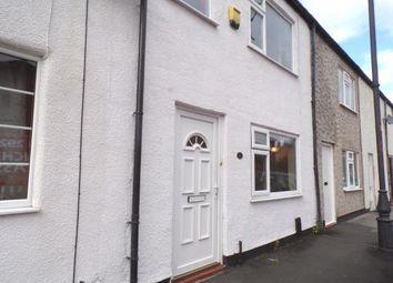 Thumbnail 3 bed terraced house for sale in Grosvenor Street, Hazel Grove, Stockport, Cheshire