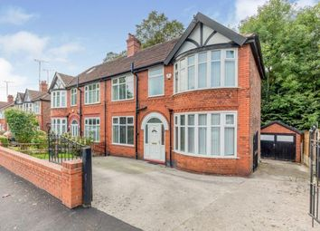 Thumbnail 4 bed semi-detached house for sale in Kingsway, Didsbury, Manchester, Gtr Manchester
