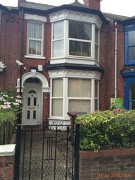 Thumbnail 5 bedroom terraced house to rent in West Parade, Lincoln