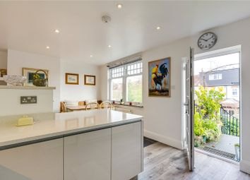 Thumbnail 4 bed maisonette for sale in Cresswell Road, Twickenham