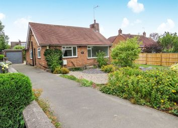 Thumbnail 2 bed detached bungalow for sale in Old Derby Road, Ashbourne