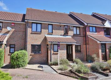 Thumbnail 2 bed terraced house for sale in Mosse Gardens, Fishbourne, Chichester