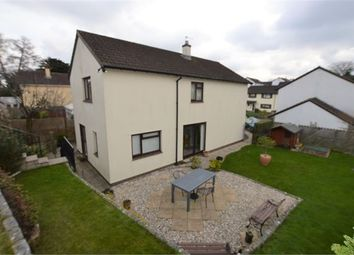 Thumbnail 4 bed detached house for sale in Randolph Court, The Churchills, Newton Abbot, Devon.