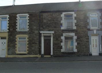 Thumbnail 3 bed terraced house for sale in Cwm Level Road, Swansea
