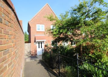 Thumbnail 3 bedroom semi-detached house for sale in Sperling Drive, Haverhill