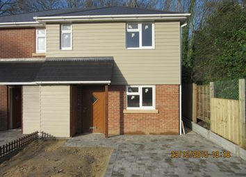 Thumbnail 3 bed property to rent in Manning Avenue, Highcliffe, Christchurch