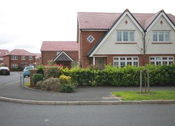 Thumbnail 3 bed semi-detached house to rent in Border Drive, Buckshaw Village, Chorley