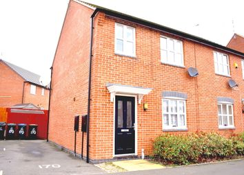 Thumbnail 3 bed semi-detached house for sale in Signals Drive, Coventry