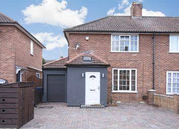 Thumbnail 2 bed end terrace house for sale in Greatdown Road, Hanwell, London