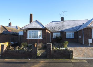 Thumbnail 2 bedroom semi-detached bungalow for sale in Faringdon Road, Luton